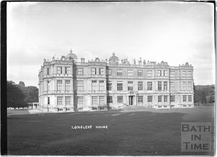 Longleat House c.1930s