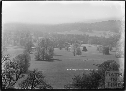 View from Heaven's Gate, Longleat c.1930s