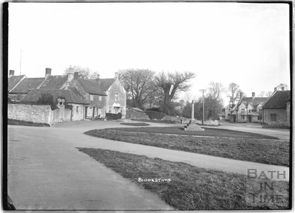 The Village Green, Biddestone 1933