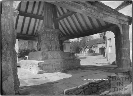 The Cross, Castle Combe, March 1936