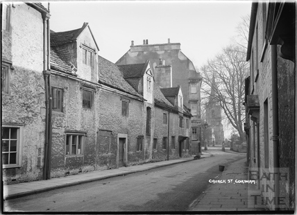 Church Street, Corsham, c. August 1922