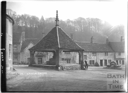Castle Combe No.14 c.1932
