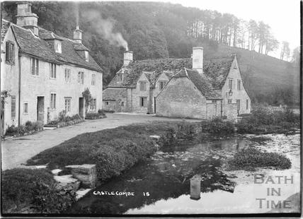 Castle Combe No.18 c.1932