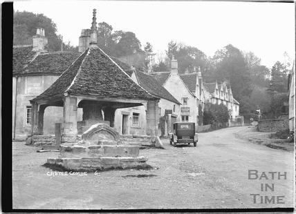 Castle Combe No.6 c.1930s