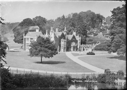 The Manor Castle Combe c.1930s