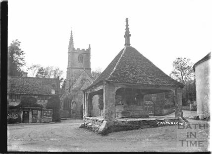Castle Combe c.1910s