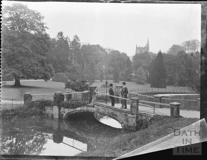 Castle Combe c.1900