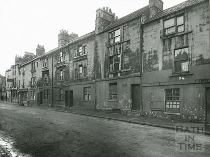 Nos 96 - 104 Milk Street c.1930s