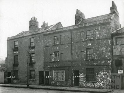 Nos 81 - 85 Milk Street c.1930s