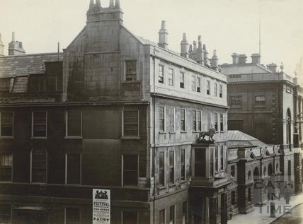 The White Lion, Bridge Street c.1890