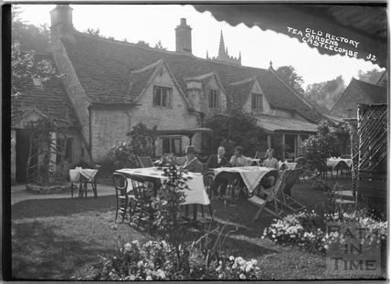Old Rectory Tea Gardens, Castle Combe No.32 c.November 1933