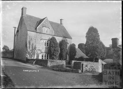 Ford No.5, Wiltshire c.1937