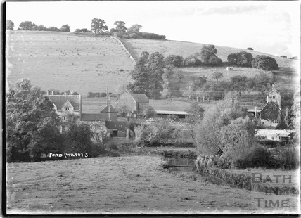 View of Ford No.3, Wiltshire c.1937
