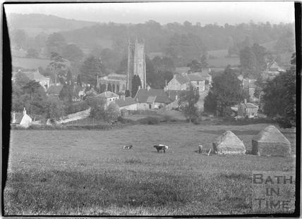 View of Kilmersdon No.3 , Somerset c.1938