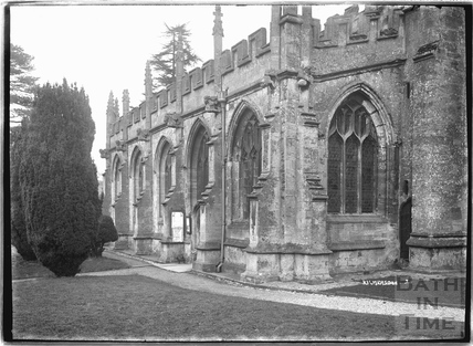 Kilmersdon Church No.2, Somerset c.1938