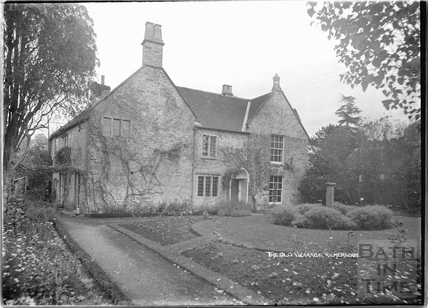 The Old Vicarage, Kilmersdon, Somerset c.1938