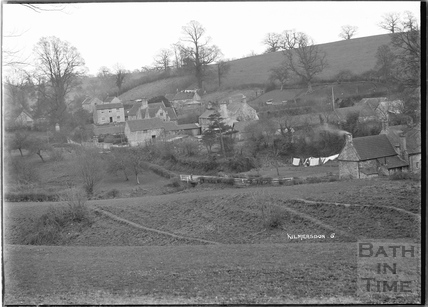 View of Kilmersdon No.5, Somerset c.1938