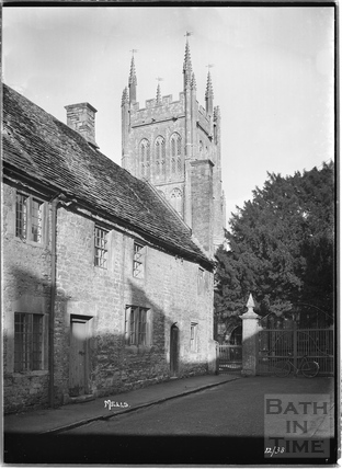 Mells, Somerset December 1938