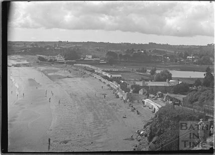 View of Goodrington, near Paignton, Devon, c.1920