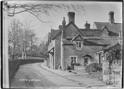 North Cheriton Post Office, near Templecombe, Somerset c.1930