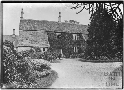 House at Didmarton, Gloucestershire, c.1930