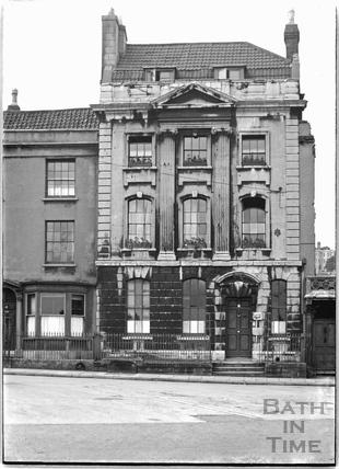No. 12 St. James's Barton, Bristol c.1950