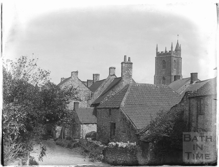 Houses at Nunney, 1926