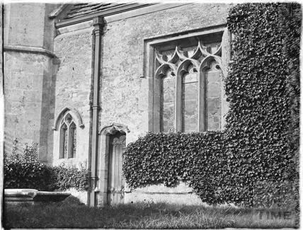 The church at Lullington 1926