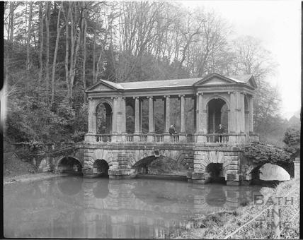 The Palladian Bridge, Prior Park, c.1910