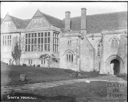 South Wraxall Manor, c.1920s
