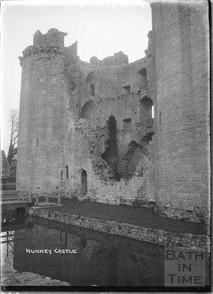 Nunney Castle c.1920s