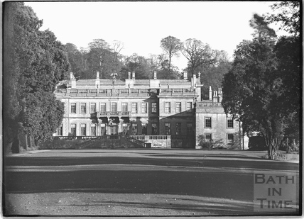 Dyrham Park c.1935