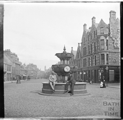 Market Street, St. Andrews, Scotland c.1900