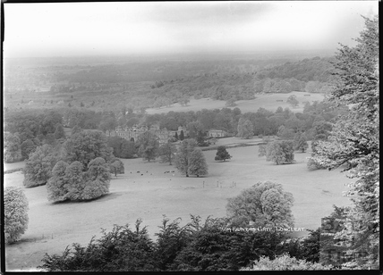 View from Heaven's Gate, Longleat c. May 1938