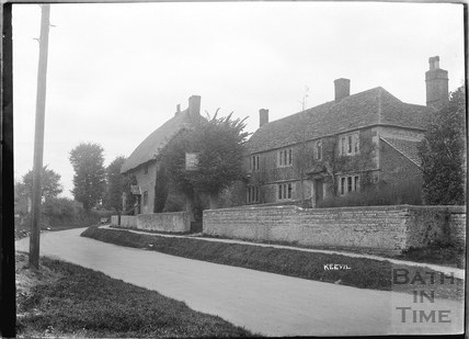 The Beach Arms, Beech House, Keevil, Wiltshire c.1930