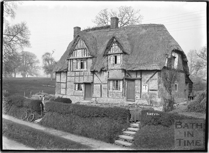 Gilberts House, Keevil, Wiltshire c.1930
