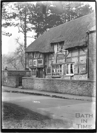 Keevil Post Office, Wiltshire c.1930