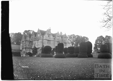 Keevil Manor House, Wiltshire c.1930