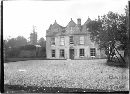 Blagden House, Keevil, Wiltshire c.1930