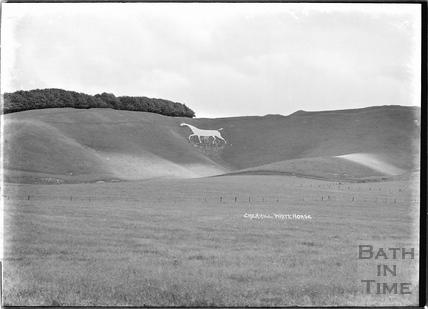Cheril White Horse, Wiltshire c.1930s