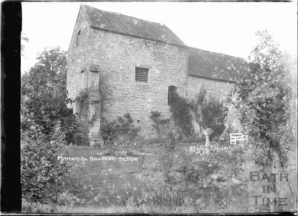 Manorial Dovecot, Pilton, Somerset, c.1934