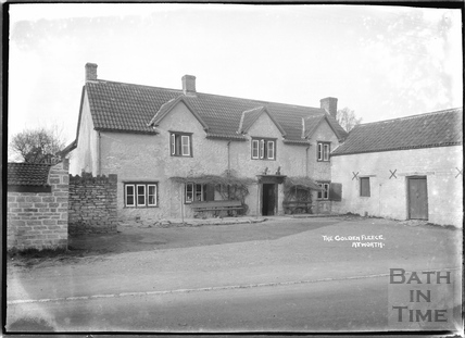 The Golden Fleece Inn, Atworth, Wiltshire c.1920s