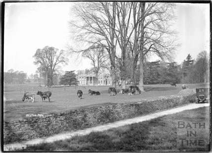 Neston Park, Atworth, Wiltshire c.1920s