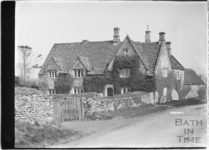 Wadswick, near Atworth, Wiltshire c.1920s