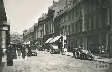 View up Milson Street c.1920
