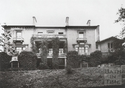 Wood House, Twerton, c.1903