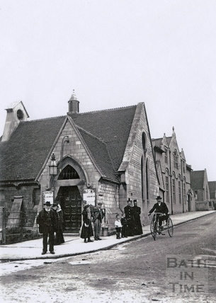 Churchman's Club, East Twerton c.1903