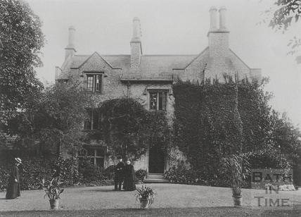 The Old Vicarage, Twerton c.1903