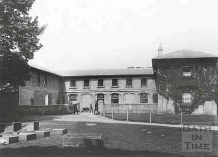 Twerton Farm c.1903