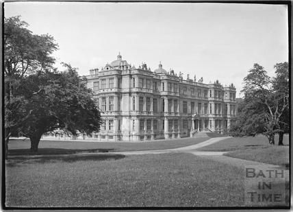 Longleat House c. May 1938